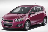 The new CHEVROLET AVEO 1.4